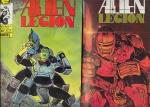The Alien Legion - paketti (KATSO KUVAUS)