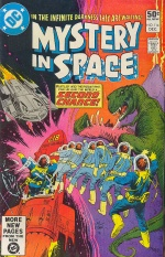 Mystery in Space Vol 17 #114 / December 1980