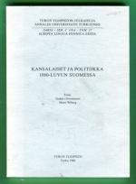 Kansalaiset ja politiikka 1980-luvun Suomessa