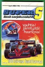 Super-S - Ässä-sarjakuvalehti 8/80
