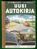 Uusi autokirja