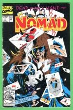Nomad Vol. 2 #4 / August 1992