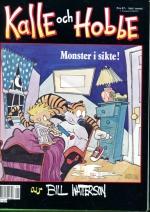 Kalle och Hobbe - Monster i sikte!