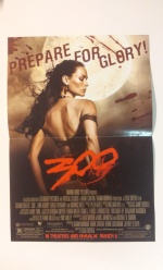 300 - elokuvajuliste (41 x 28cm)