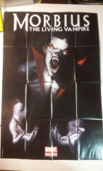 Morbius - The Living Vampire (60 x 90 cm)
