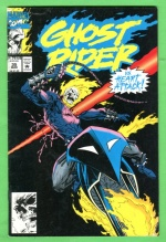 Ghost Rider Vol. 2 #35 / March 1993