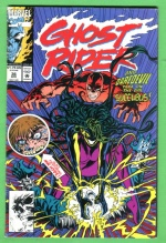 Ghost Rider Vol. 2 #36 / April 1993