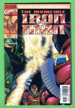 Iron Man Vol. 2 #10 / August 1997