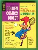 Golden Comics Digest #32 / September 1973
