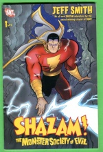 Shazam! The Monster Society of Evil 1 (of 4) / 2007