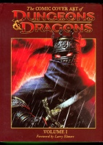 The Comic Cover Art of Dungeons & Dragons: Volume 1