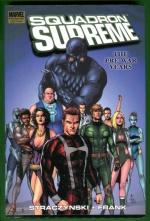 Squadron Supreme Vol 1 : The Pre-War Years