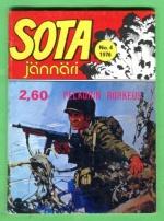 Sotajännäri 4/76 - Pelkurin rohkeus