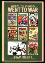 When the Comics Went to War - Comic Book War Heroes