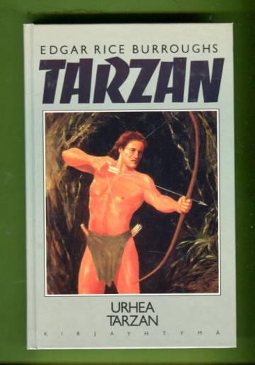 Tarzan 14 - Urhea Tarzan
