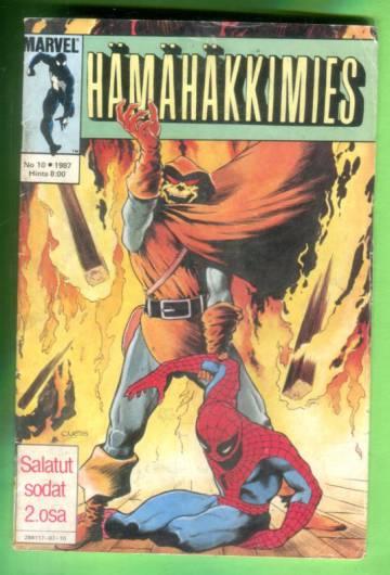 Hämähäkkimies 10/87 (Spider-Man)