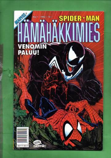 Hämähäkkimies 1/92 (Spider-Man)