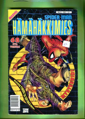 Hämähäkkimies 9/91 (Spider-Man)