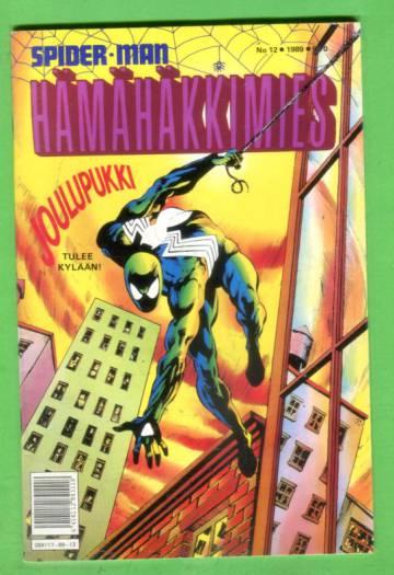 Hämähäkkimies 12/89 (Spider-Man)
