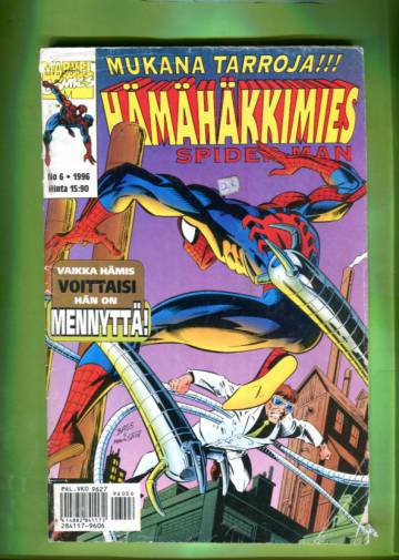 Hämähäkkimies 6/96 (Spider-Man)