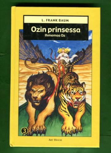 Ihmemaa Oz 3 - Ozin prinsessa