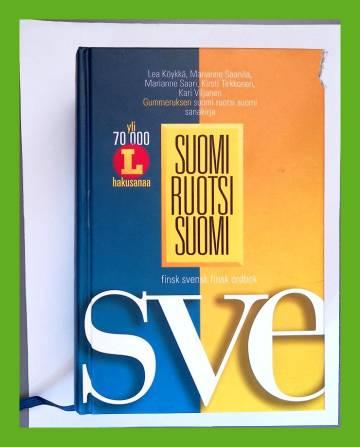 Suomi-ruotsi-suomi - Finsk-svensk-finsk ordbok