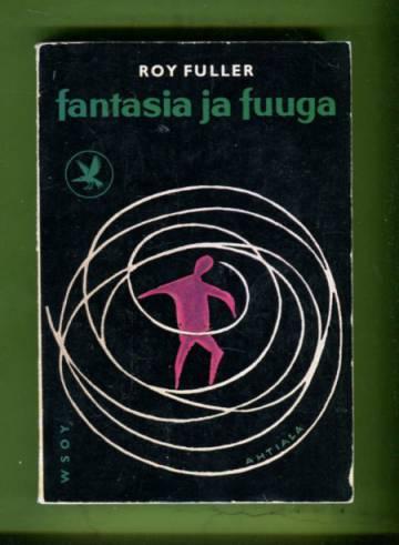 Fantasia ja fuuga (Korppi-sarja 4)