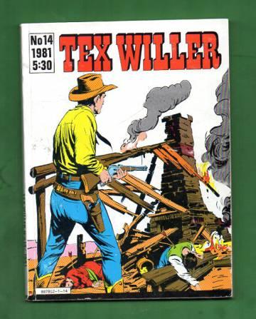 Tex Willer 14/81