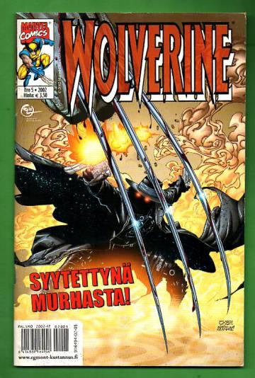 Wolverine 5/02