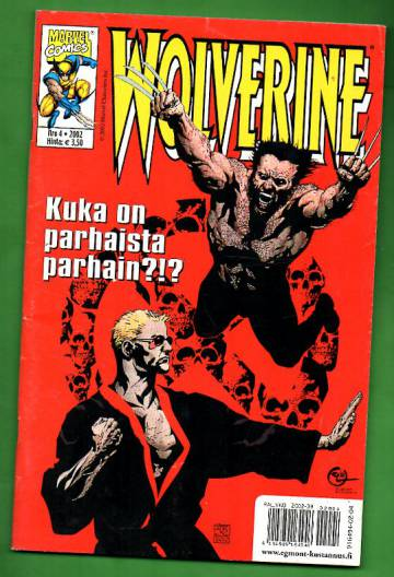 Wolverine 4/02
