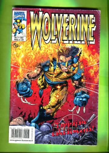 Wolverine 3/02
