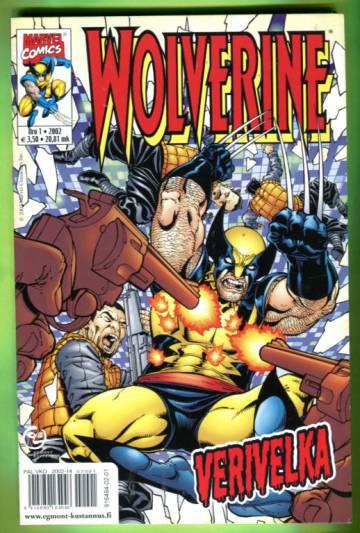 Wolverine 1/02