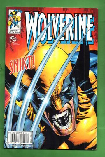 Wolverine 5/01