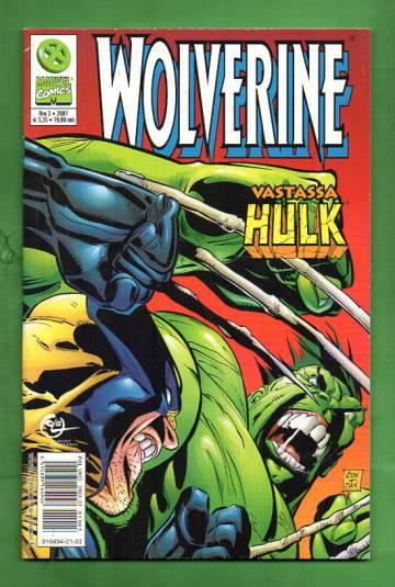 Wolverine 3/01