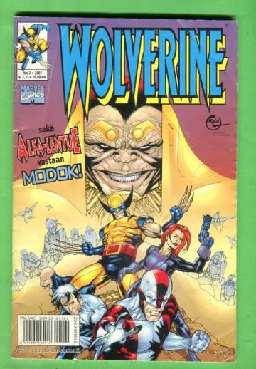 Wolverine 2/01