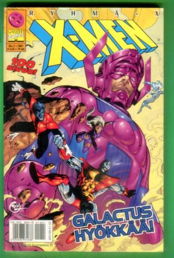 Ryhmä-X 2/01 (X-Men)
