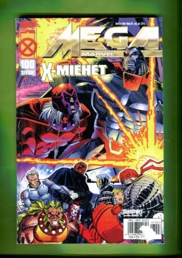 Mega-Marvel 3/97 - X-miehet