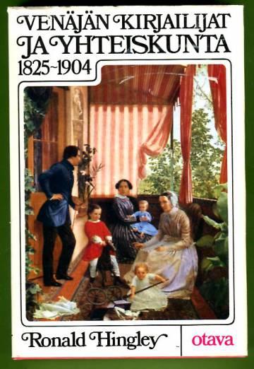 Venäjän kirjailijat ja yhteiskunta 1825-1904