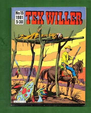Tex Willer 15/81