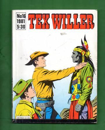 Tex Willer 16/81