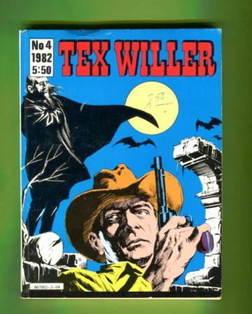 Tex Willer 4/82