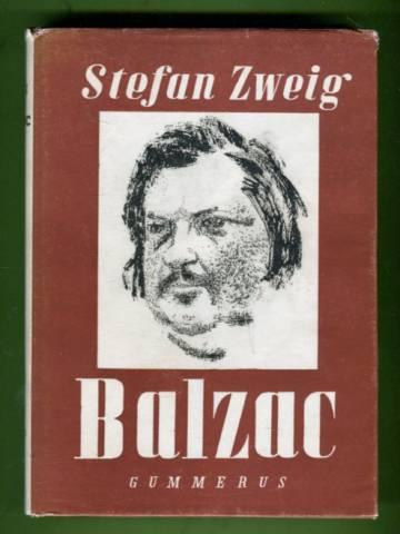 Balzac - Suuren kirjailijan elämä