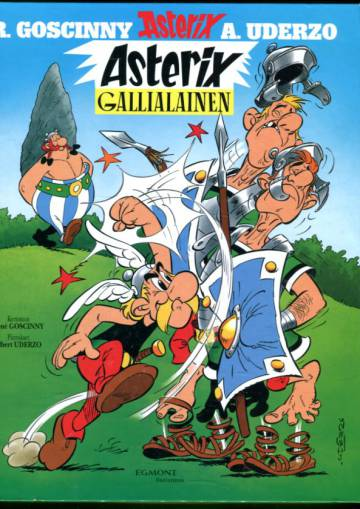 Asterix 1 - Asterix gallialainen