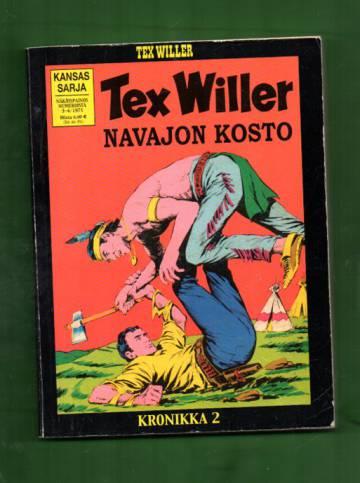 Tex Willer -kronikka 2 - Navajon kosto & Vihreä kuolema