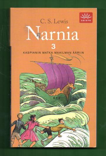Narnia 3 - Kaspianin matka maailman ääriin