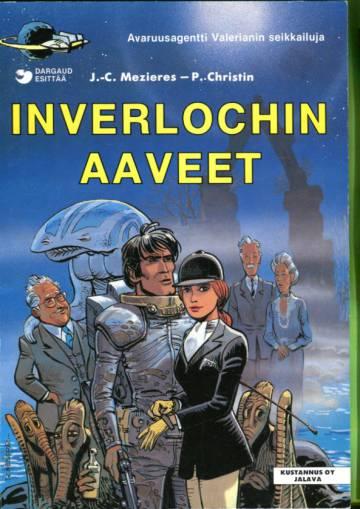 Avaruusagentti Valerianin seikkailuja 12 - Inverlochin aaveet