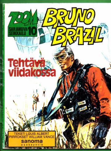Zoom 10 - Bruno Brazil: Tehtävä viidakossa