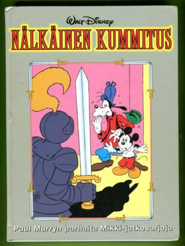 Nälkäinen kummitus - Paul Murryn parhaita Mikki-jatkosarjoja