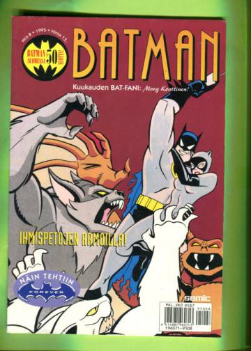 Batman 8/95