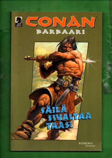 Conan barbaari 1 - Säilä sivaltaa taas!